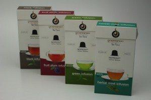 Gourmesso Teekapseln (1)
