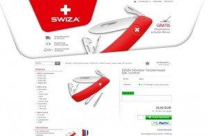 SWIZA Shop Produktbeschreibung 1