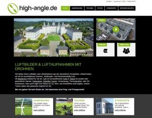 high-angle Startseite