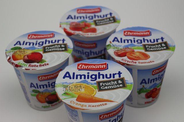 Almighurt Frucht & Gemüse im Test