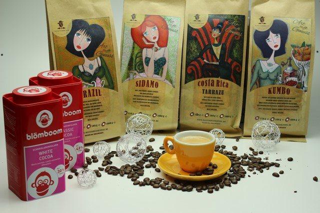 MASTERBEAN Kaffee vorgestellt