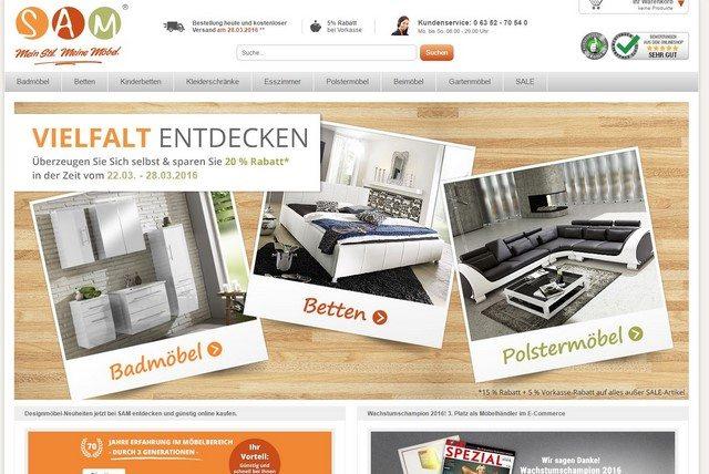 SAM® – Stil Art Möbel vorgestellt | Produkttests von uns für Euch!