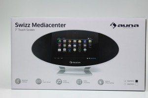 auna Swizz 3G Soundpad Mediacenter (1)