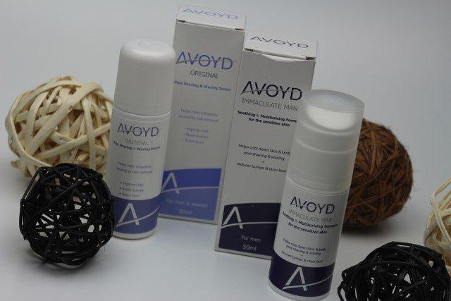 AVOYD gegen Rasur-Irritationen im Test