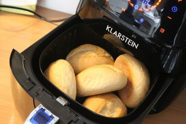 KLARSTEIN VitAir Fries Heißluftfritteuse im Test
