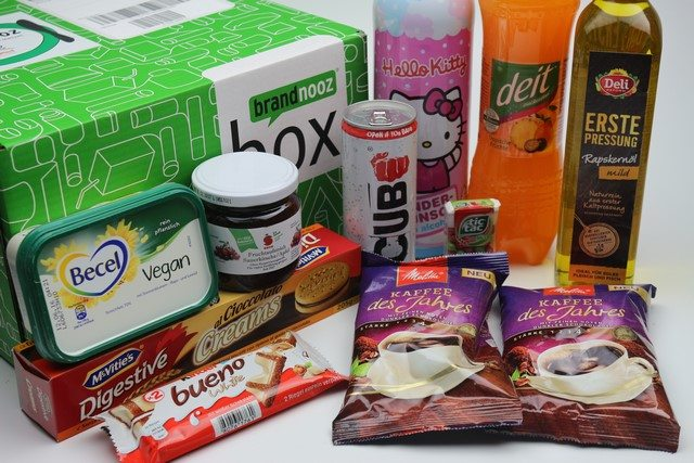 brandnooz Box April 2016 vorgestellt