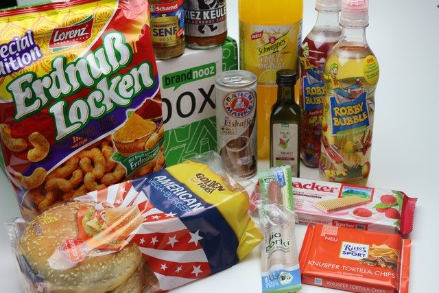 brandnooz Picknick Box 2016 vorgestellt