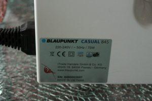 BLAUPUNKT Casual 845 Nähmaschine (7)