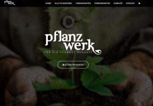 Pflanzwerk Startseite