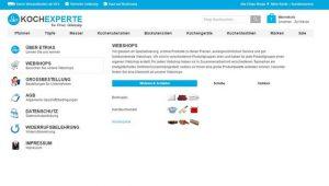 ETRIAS Webshops