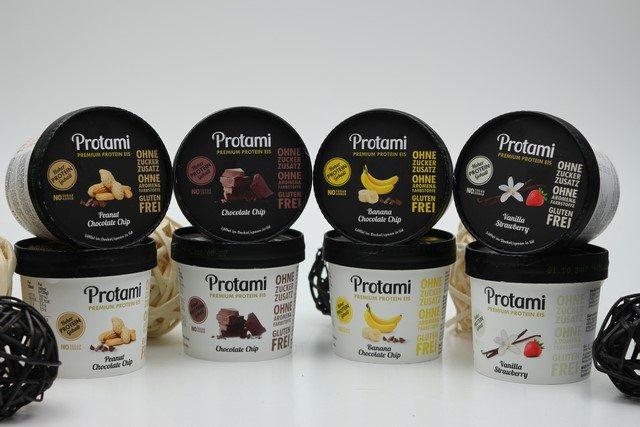 Protami Protein Eis im Test