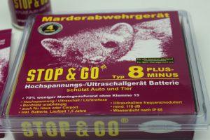 Marder Stop&Go Marderabwehrgerät (2)
