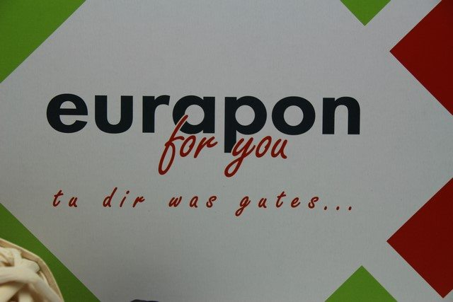 eurapon for you Box Juli 2016 vorgestellt