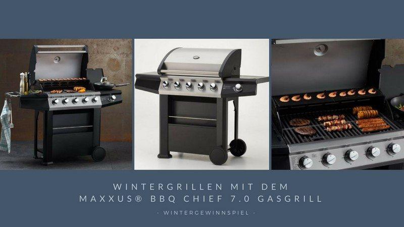 MAXXUS® BBQ CHIEF 7.0