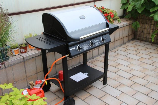 bbq chief gasgrill by maxxus im test. Black Bedroom Furniture Sets. Home Design Ideas