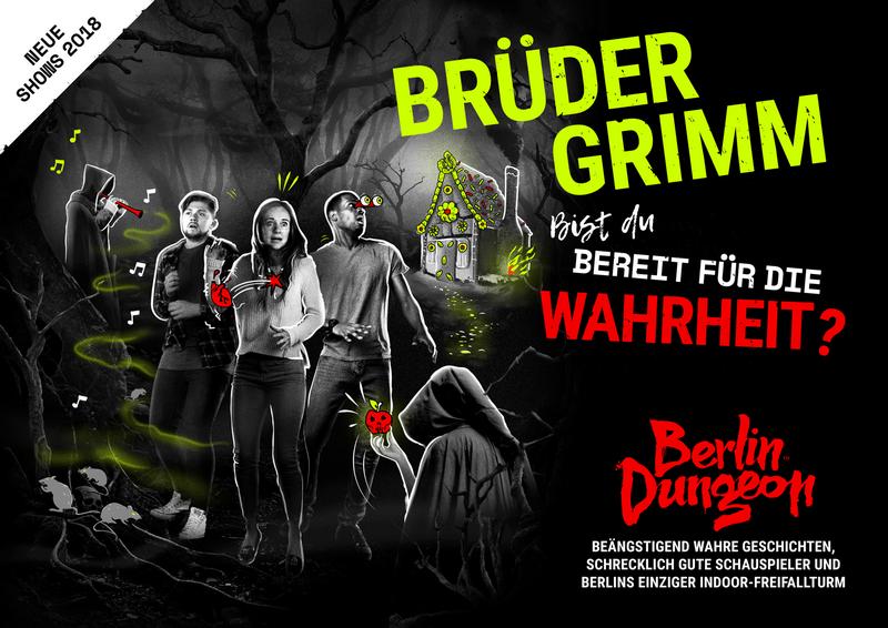 Berlin Dungeon Gewinnspiel