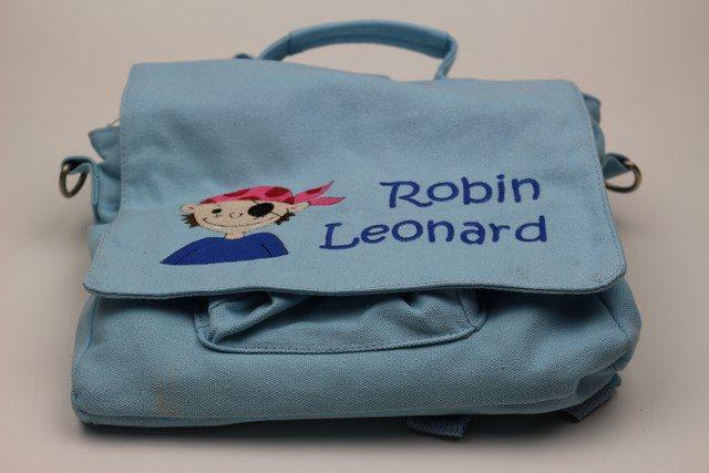 Kindergartentasche von Kleine-Stichelei.de vorgestellt
