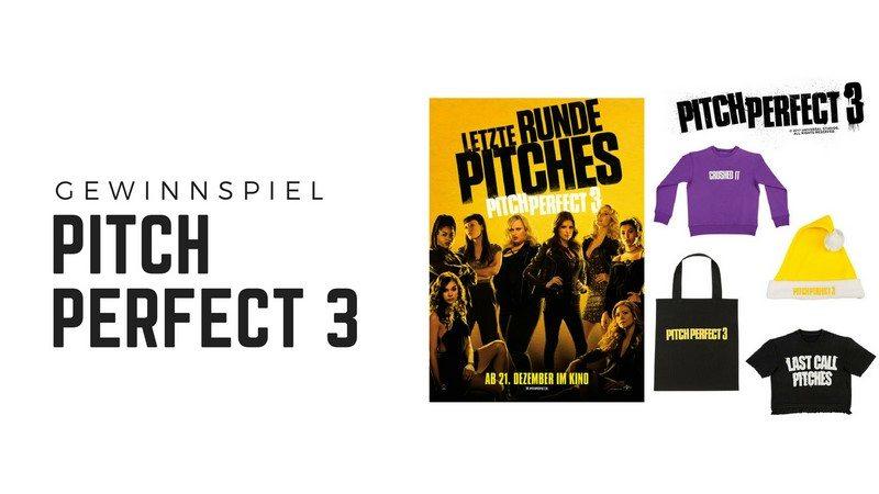 PITCH PERFECT 3 Gewinnspiel