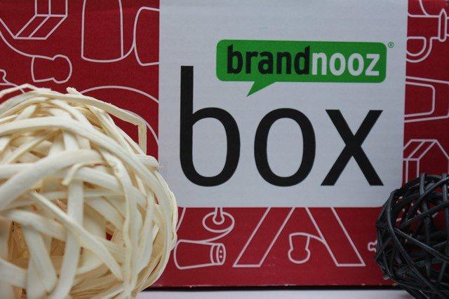 brandnooz Genuss Box August 2016