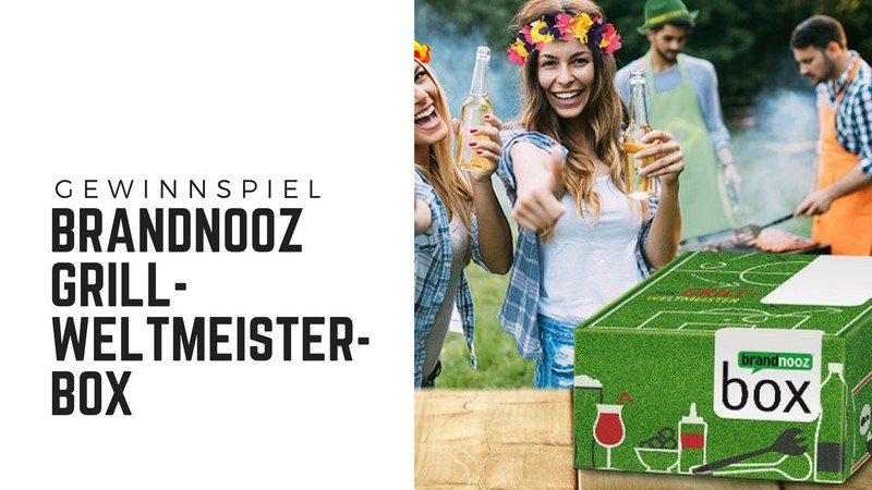 brandnooz Grill-Weltmeisterbox