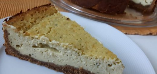 Rezept: Matcha New York Cheesecake