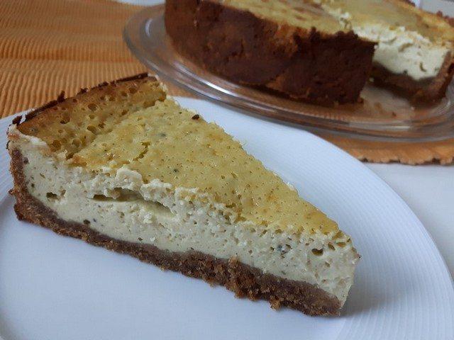 Rezept: Matcha New York Cheesecake