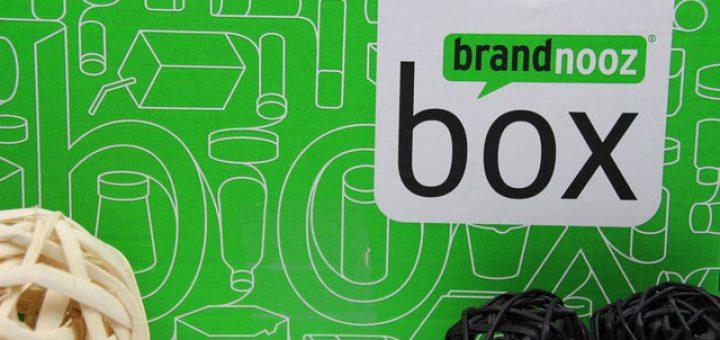 brandnooz Box August 2016 vorgestellt