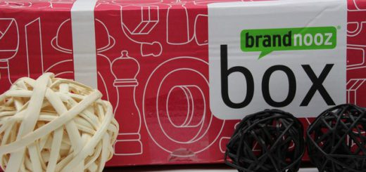 brandnooz Genuss Box September 2016 vorgestellt