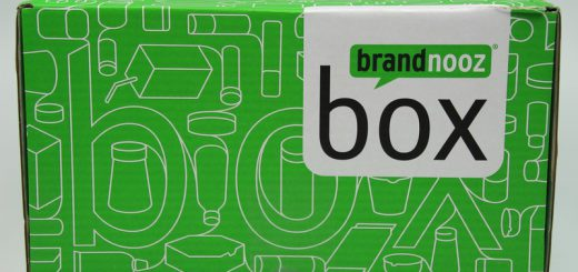 brandnooz Noozie Box vorgestellt