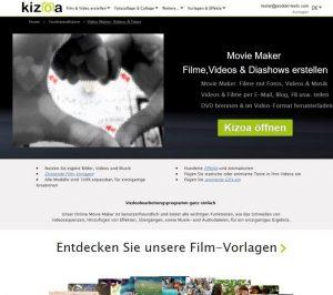 kizoa-videos