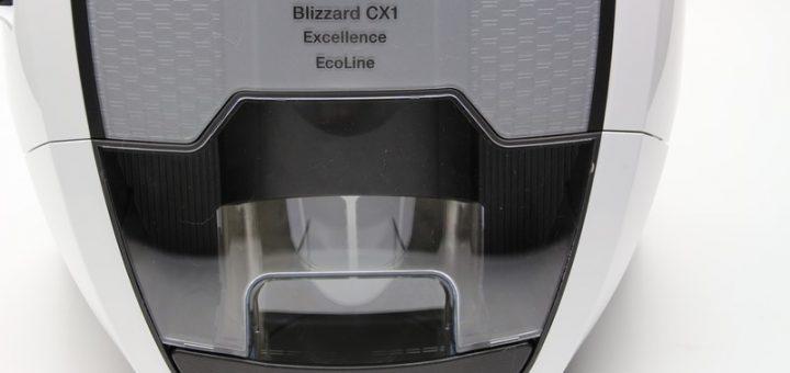 Miele Blizzard CX1 beutelloser Staubsauger im Test