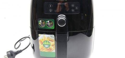 Philips Airfryer Avance TurboStar im Test