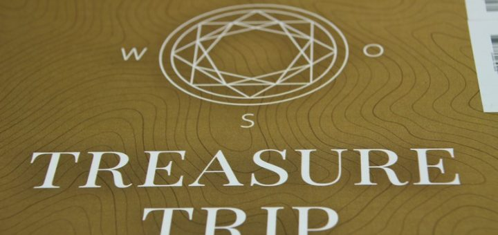 "Treasure Trip Box ""Toskana"" vorgestellt"