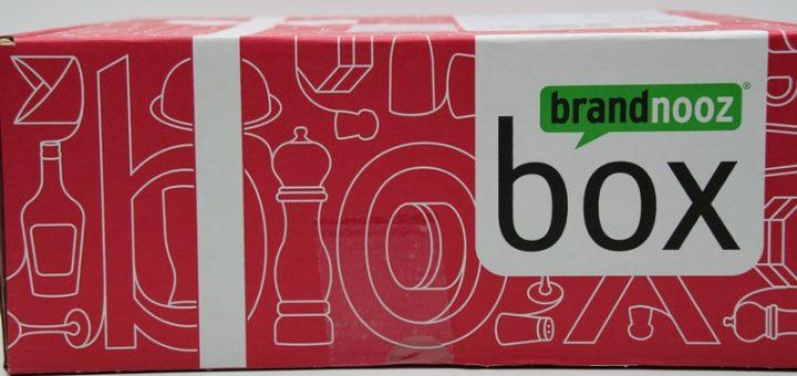 brandnooz Genuss Box Oktober 2016 vorgestellt