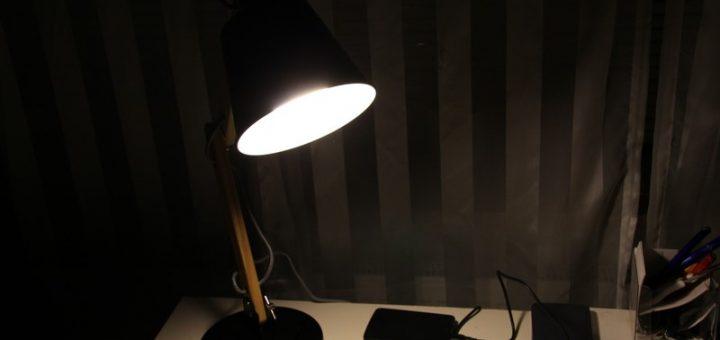 tomons Schreibtischlampe von inateck im Test