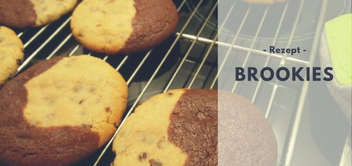 Rezept: Brookies - sündhaft leckere Brownie-Cookies