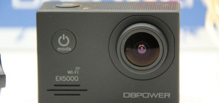 DBPOWER EX5000 Action Kamera im Test