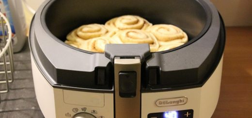 De'Longhi MultiFry EXTRA CHEF PLUS FH1396/1 im Test