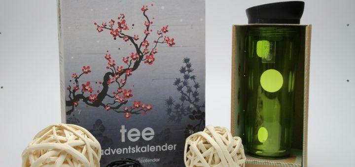 shuyao Tee Adventskalender & Teamaker vorgestellt