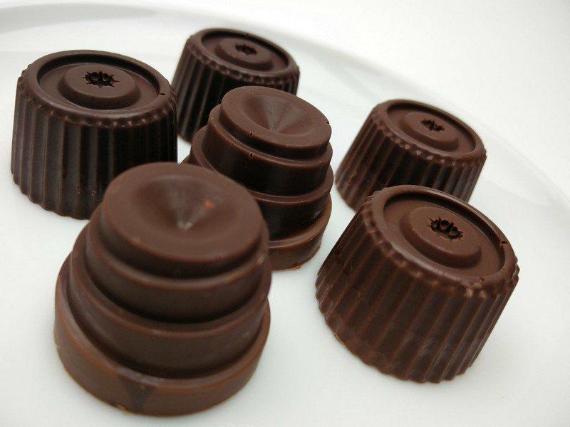 Rezept: Amaretto- & Cookie-Cream-Pralinen