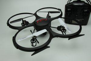 DBPower U818A HD WIFI Drohne im Test