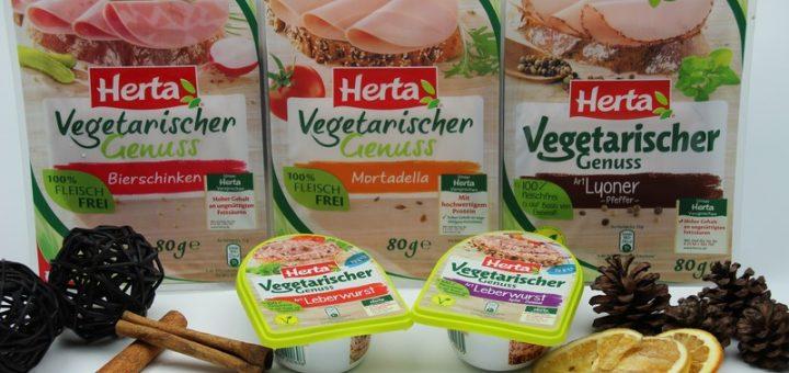 Herta Vegetarischer Genuss im Test