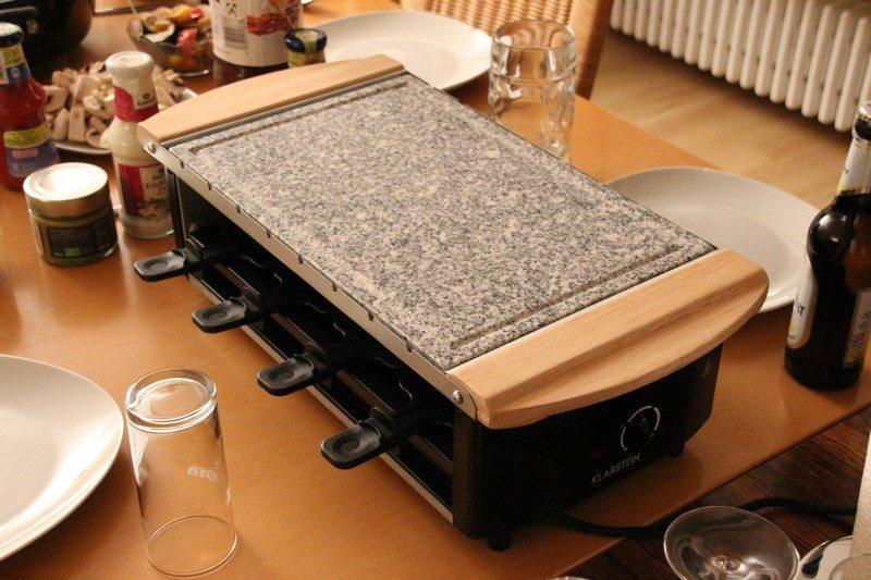 KLARSTEIN Chateaubriand Raclette im Test