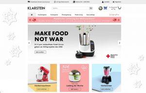 KLARSTEIN Food Circus Küchenmaschine im Test