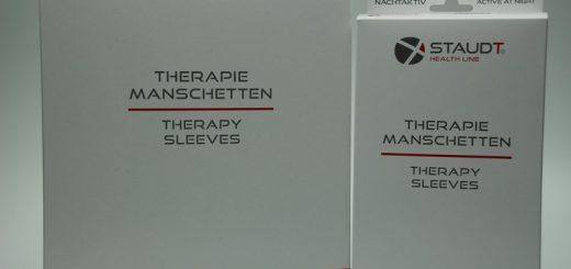 STAUDT Therapie Manschetten aus dem Somnishop im Test
