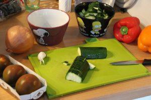 Rezept: Vegetarischer Nudelauflauf