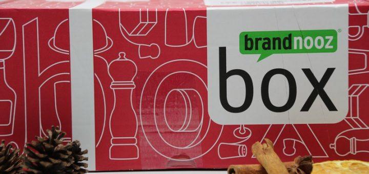 brandnooz Genuss Box Dezember 2016 vorgestellt