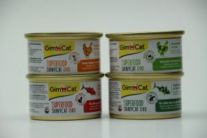 GimCat Superfood Produkte im Test