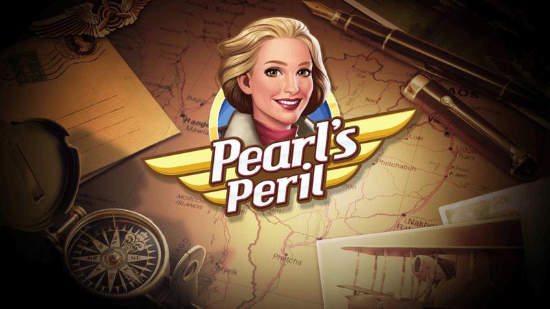 Pearl's Peril Wimmelspiel gegen die Langeweile