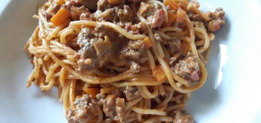 Rezept: Schwedische Spaghetti